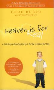A little boy's astounding story of his trip to heaven and back