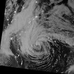 hurricane-sandy-night-view; courtsesy Weather Channel