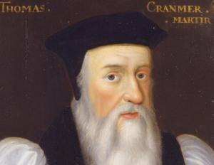 Cranmer martyr