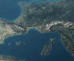 W Mediterranean