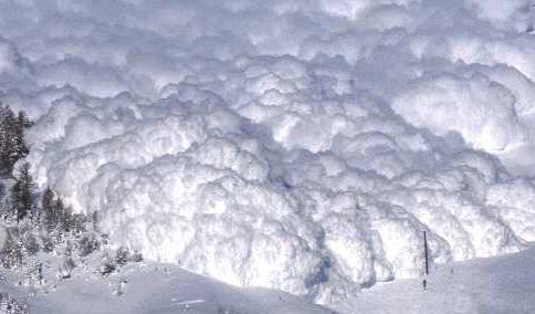 Avalanche - credit Steve Hill