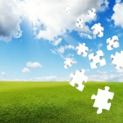 Flying puzzles - Nokhoog Buchachon