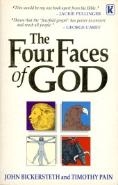 Four Faces book