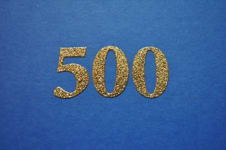 500th blog