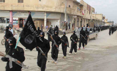ISIS March