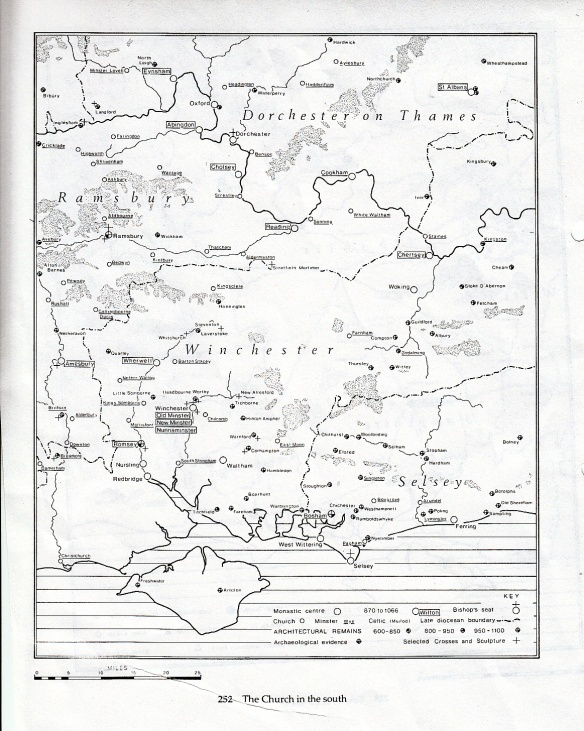 Churches in Saxon South