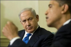 Obama-Netanyahu