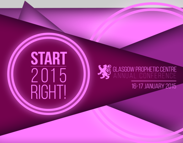 Start 2015 Right - Glasgow