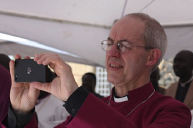 Archbishop of Canterbury Justin Welby (Reuters)