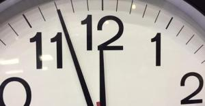 Clock from 4Signposts
