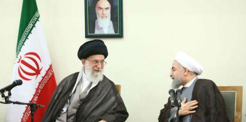 khamenei-rouhani-iran-twitter