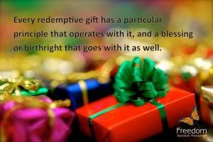 redemptive gift of prophet