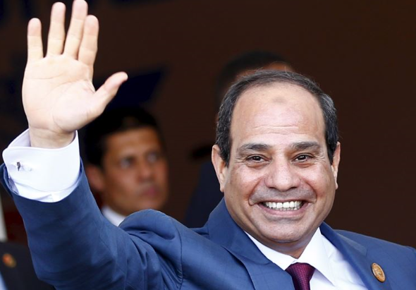 Egypt-Sisi-smiling