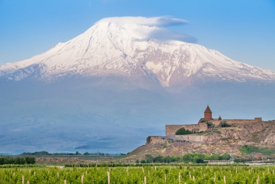 The Mount Ararat Prophecy – Leisa Ebere | Richard's Watch