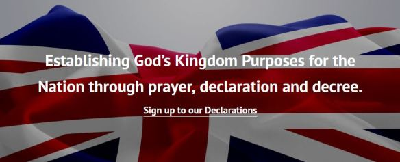 Continuing the Declaration over the UK's Government - with news!