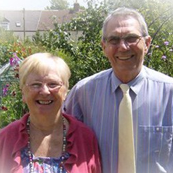 John & Pam Yates