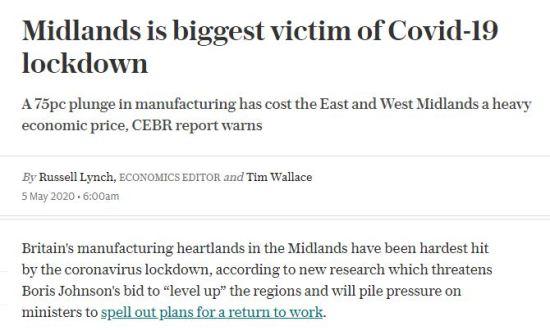 Midlands 5may